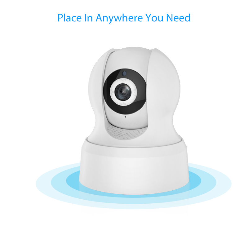Details about New indoor 720p Wireless smart Home Video Security Camera  System wifi 64GB kit